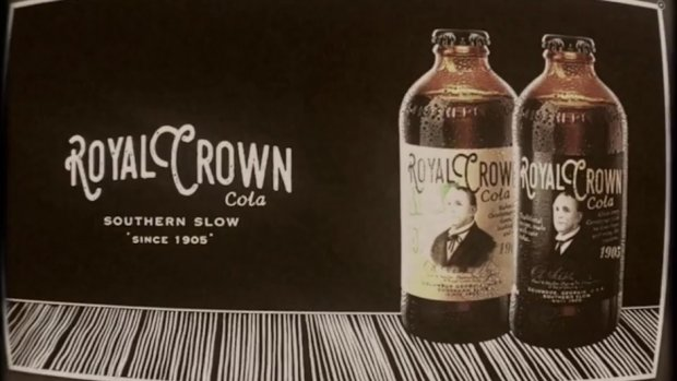 Royal Crown Cola – Southern Slow Campaign since 1905